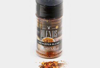 * Six Pepper Blend Bottle