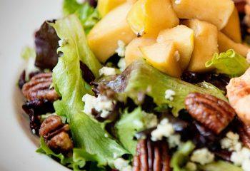 * Pecan Bleu Salad Entree