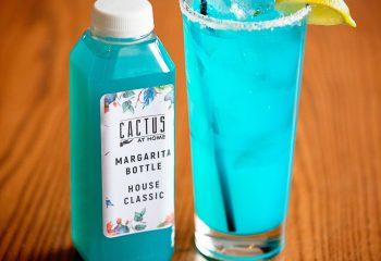 * Cactus Sweet Blue Margarita - makes 2