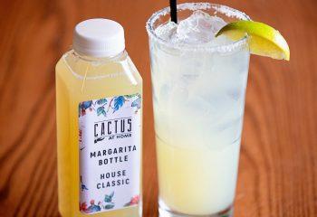 * Cactus House Tart Margarita - makes 2