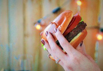 * 2 8oz Dry-Aged Burgers